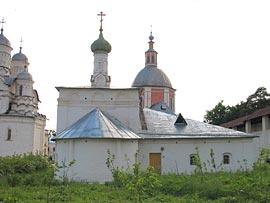 Свято-Пафнутьев Боровский монастырь. Церковь св. прор. Илии